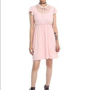 Hot Topic Sweet pink dress - NWT